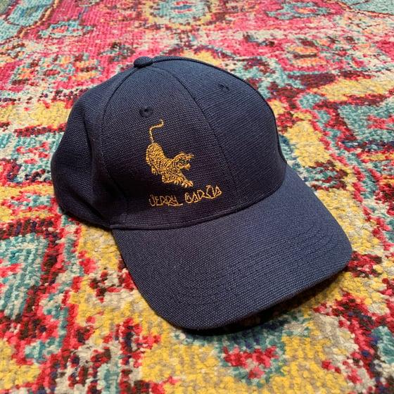 Image of Jerry Garcia Tiger Hemp Hat!