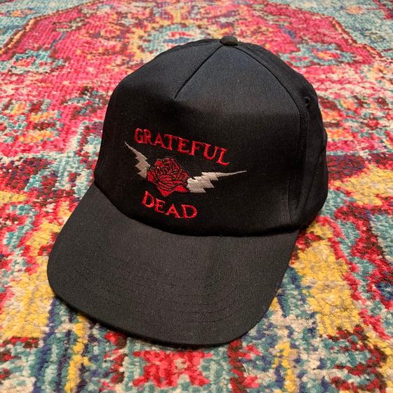 Image of Grateful Dead Vintage Embroidered Hat!