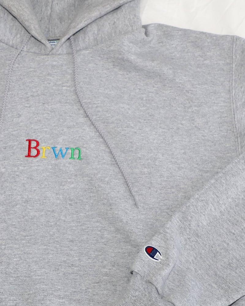 Image of Brwn Hoodie (Champion)