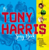 Image of LP. Tony Harris : Song Book.   (Sleaze & Slop).