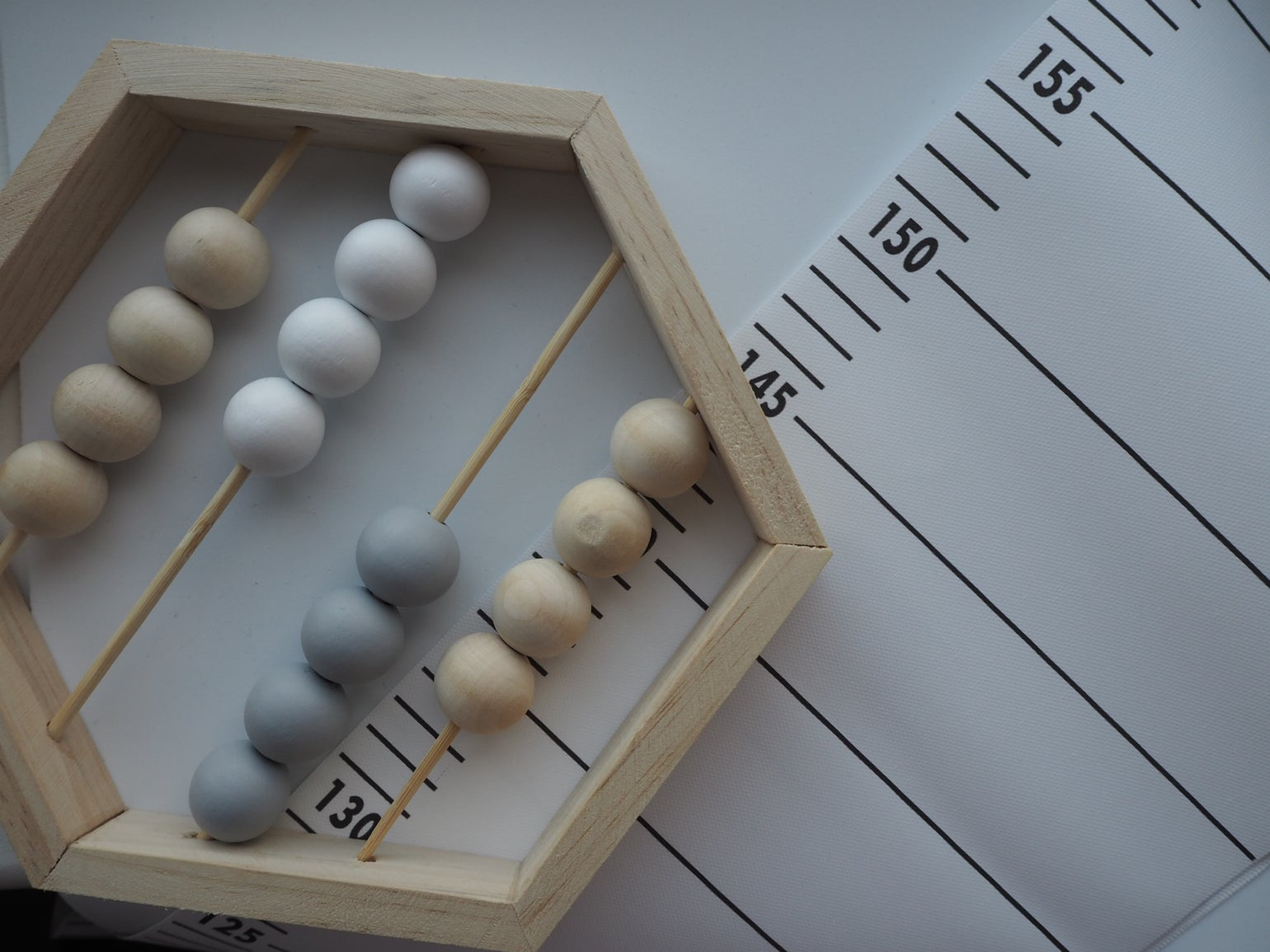 Image of Wooden abacus