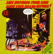 Image of LP. V.A. : Vol 12. Like Nothing Your Ears Have Ever Heard Before !