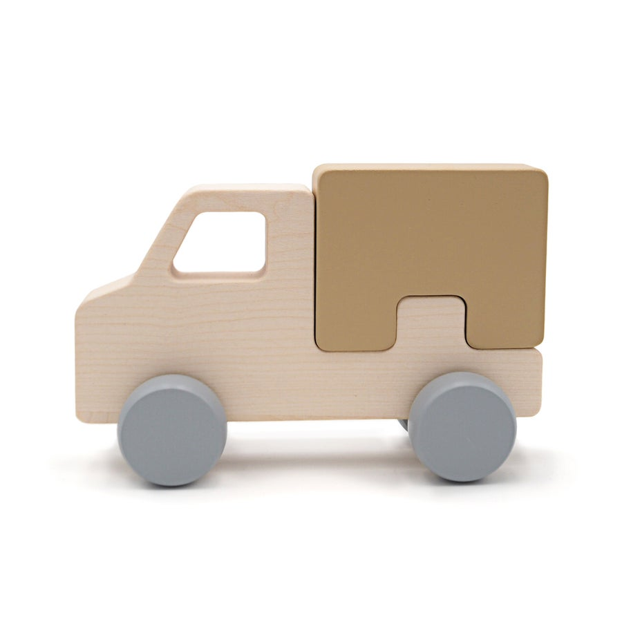 Image of Puzzle Truck Camel