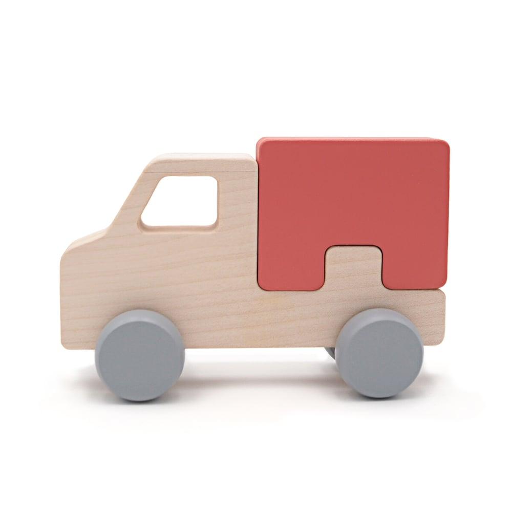 Image of Puzzle Truck Brique