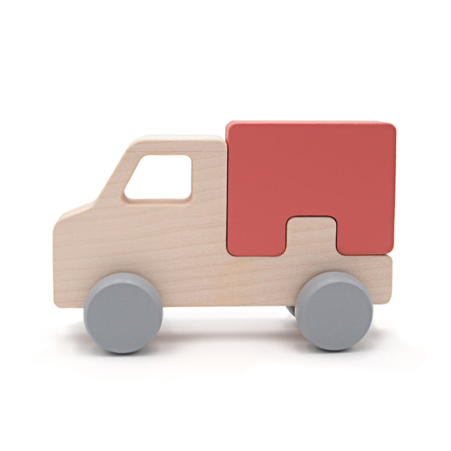 Image of Puzzle Truck Brique