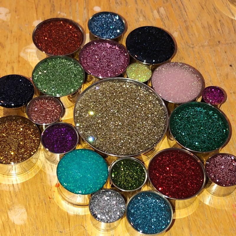"Image of Glitter Plugs! (sizes 2g-2"")"