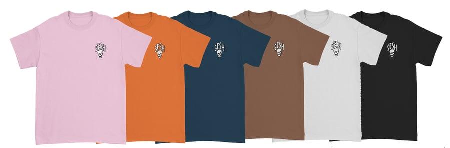 Image of SESHSKULL short sleeve