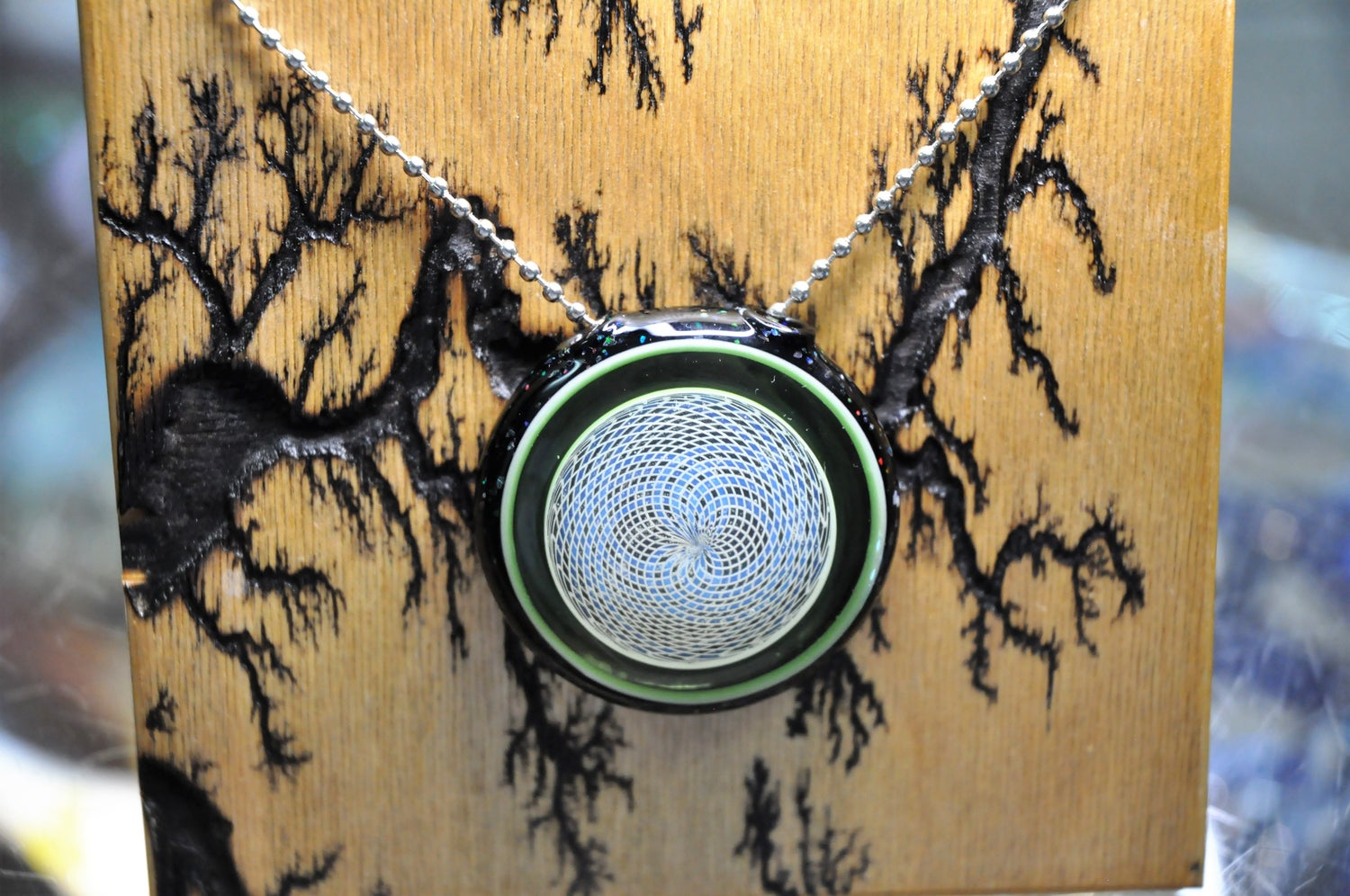 Image of Glass Pendant by Charlie Reynolds