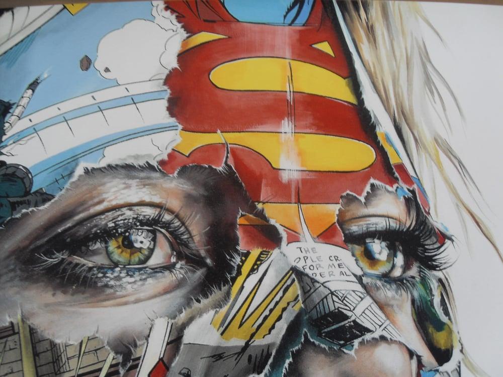 """Image of SANDRA CHEVRIER """"LA CAGE DU CORPS JUSQU`A L`AME"""" - 66CM X 85CM LTD ED 200"""