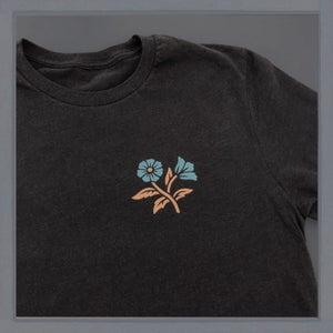 Image of SRS T-shirt in blue