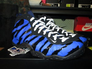"Image of Air Foamposite One QS MT ""Memphis Tigers"""