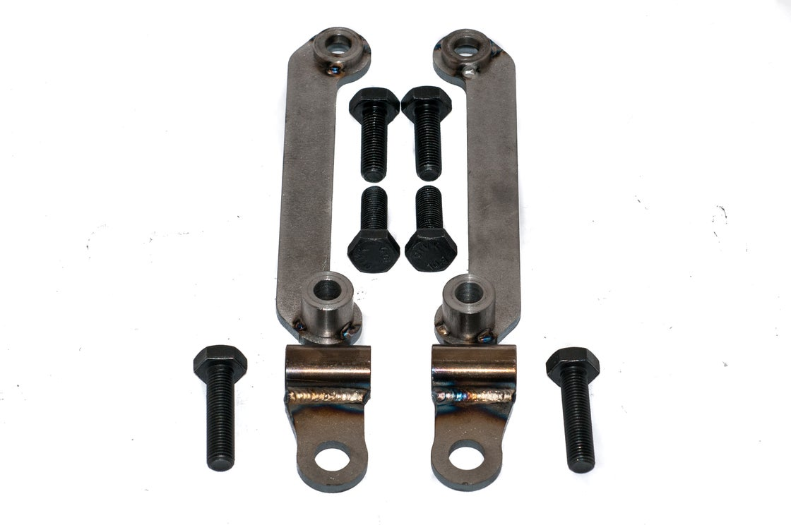 Image of Fc Dual Caliper Bracket.