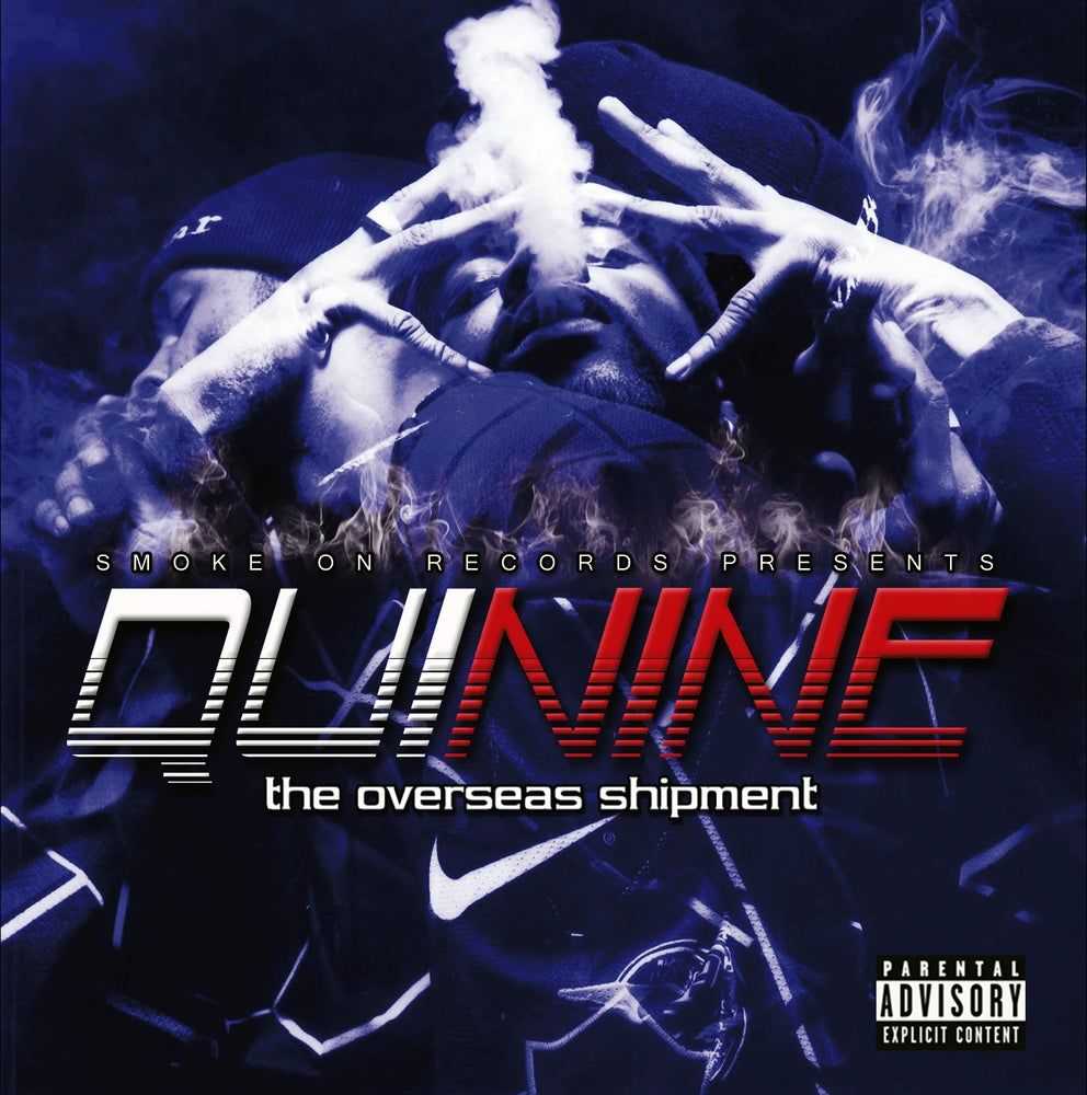 Image of Nine ‎– Quinine CD