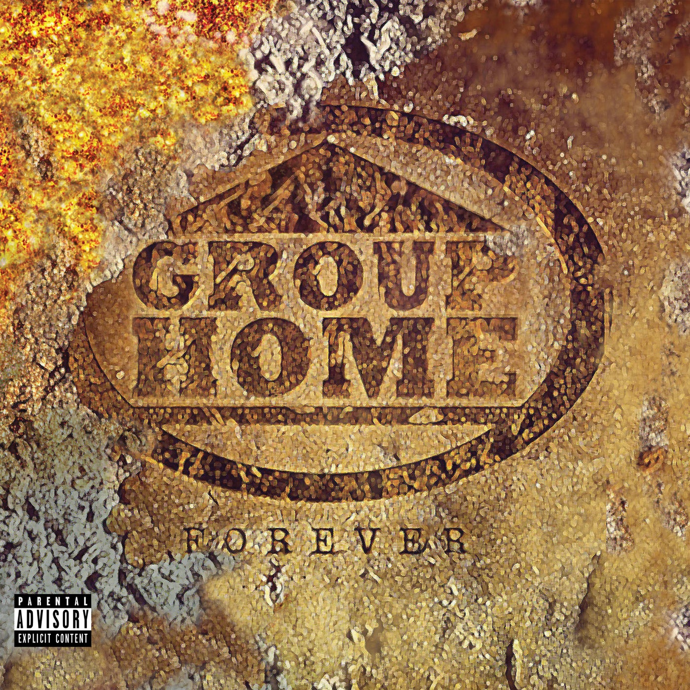 Image of Group Home ‎– Forever CD
