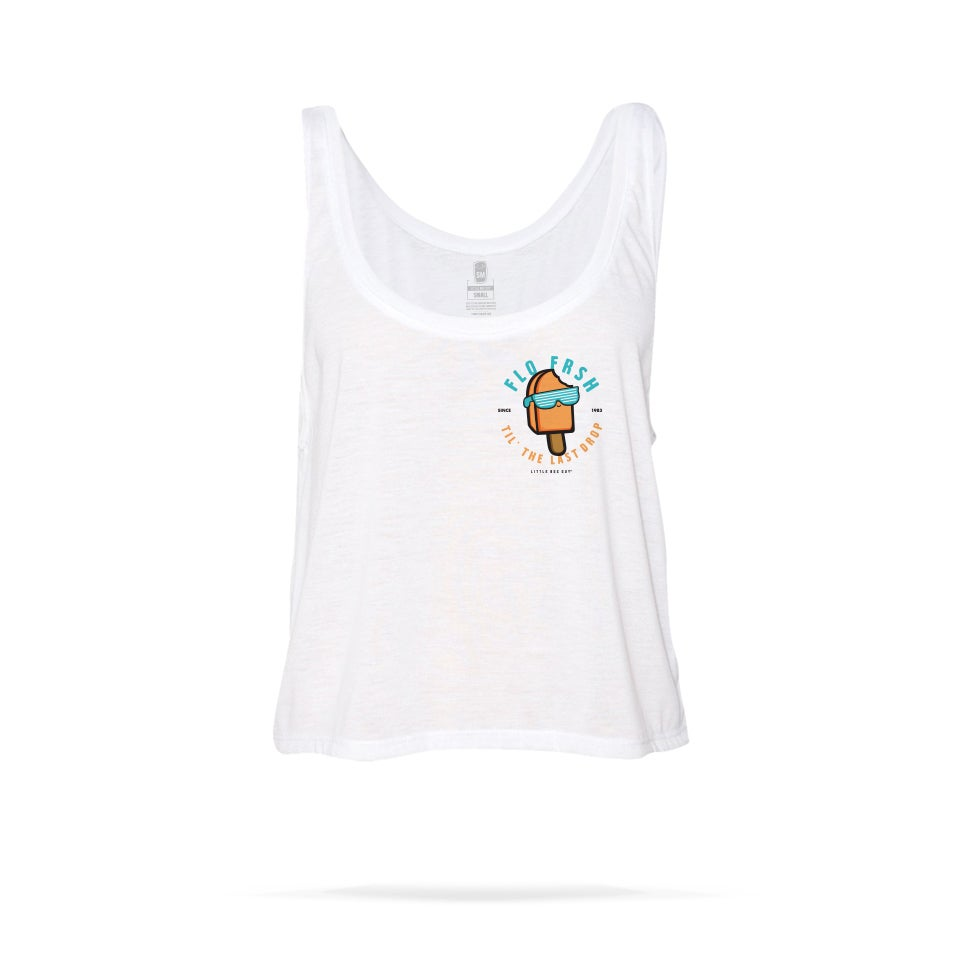 Image of FLO|FRSH Til' the Last Drop Boxy Tank