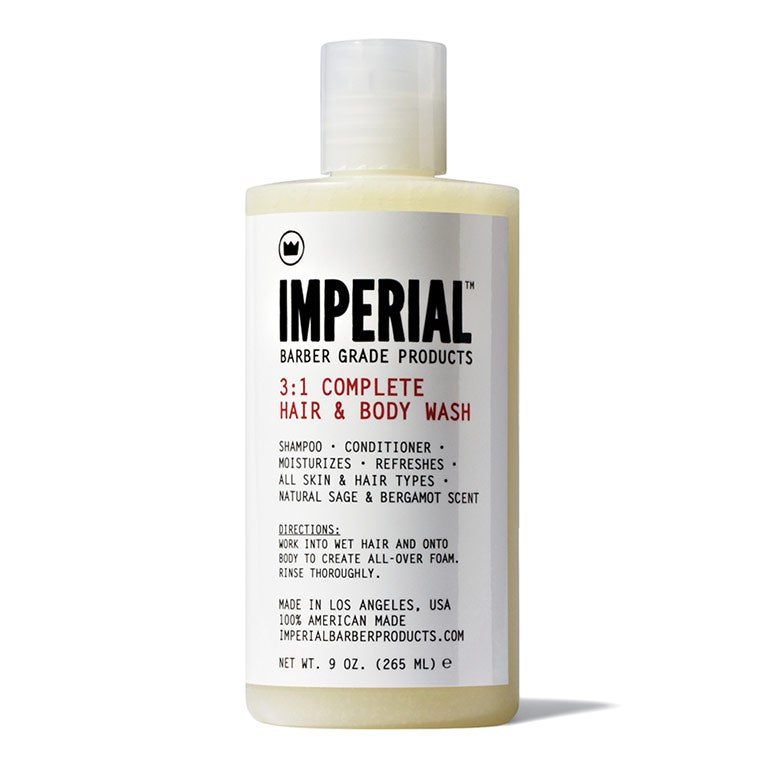 Image of Imperial 3:1 COMPLETE HAIR & BODY WASH
