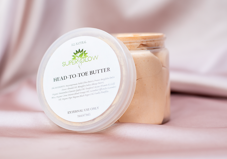 Image of SUPERGLOW Head-To-Toe Butter