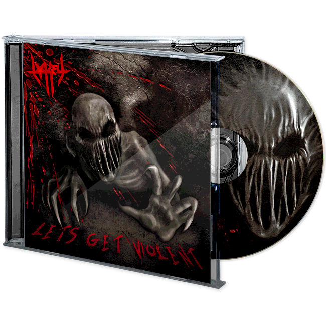 "Image of Lo Key ""LETS GET VIOLENT"" CD"