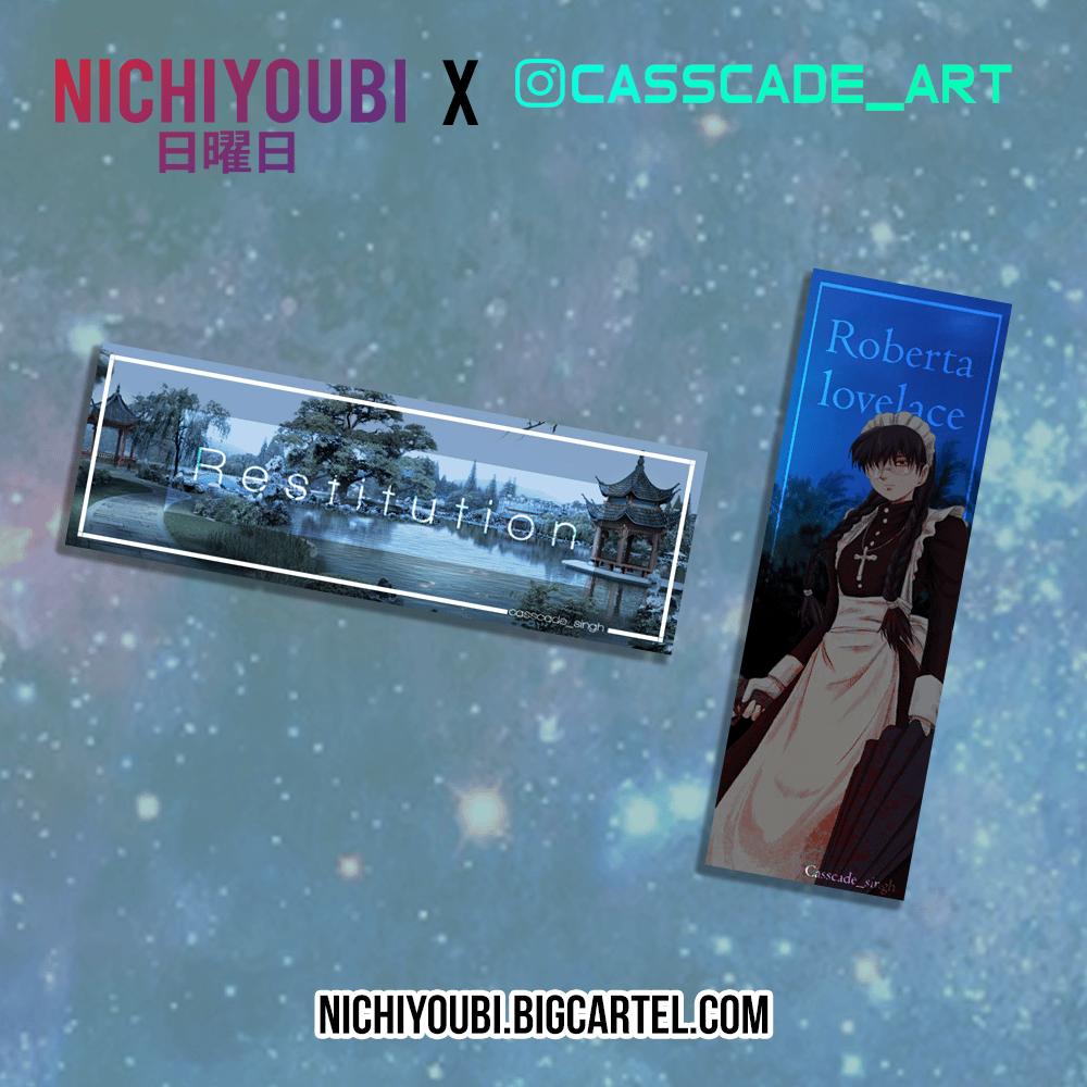 Image of [Nichiyoubi ft. Casscade_art] Restitution - Roberta Lovelace