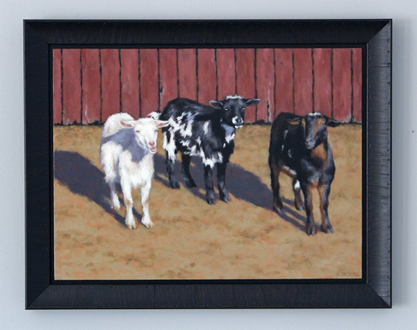 "Image of ""Blackwood Farm"" Original Oil Painting"