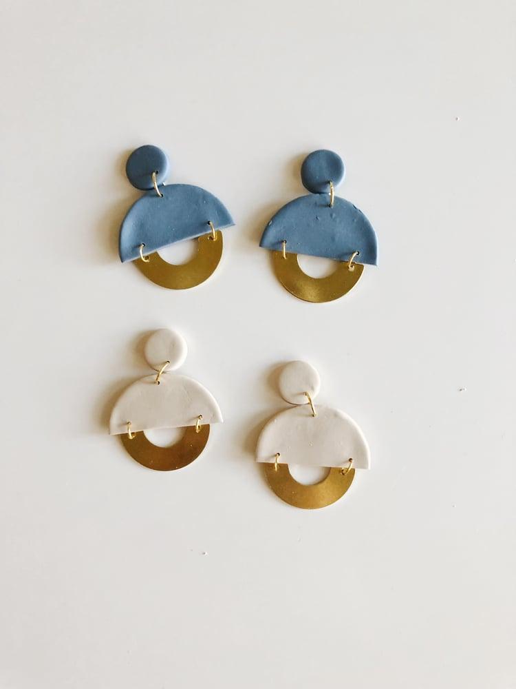 Image of Clemence Earrings