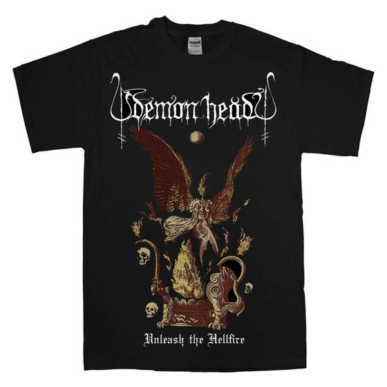 "Image of T-shirt ""Unleash the Hellfire"""