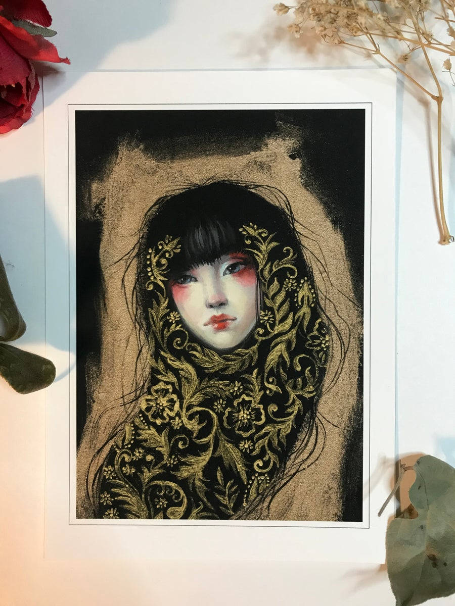 "Image of ""Midnight"" Limited edition print"