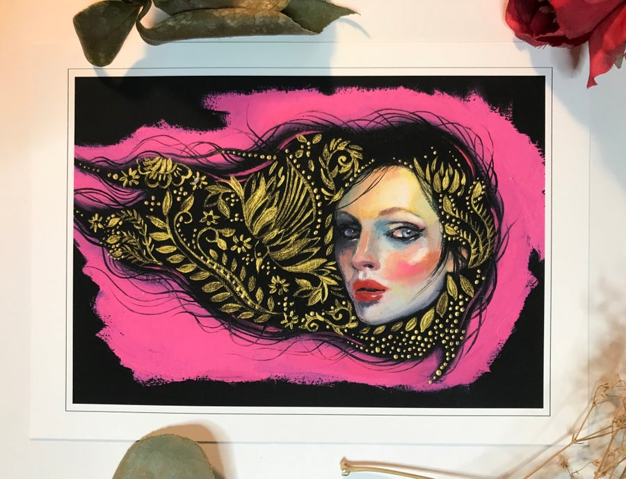 "Image of ""Echo"" Limited edition print"
