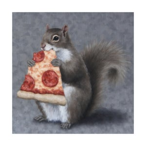 "Image of ""Carbo Loading"" Art Print"