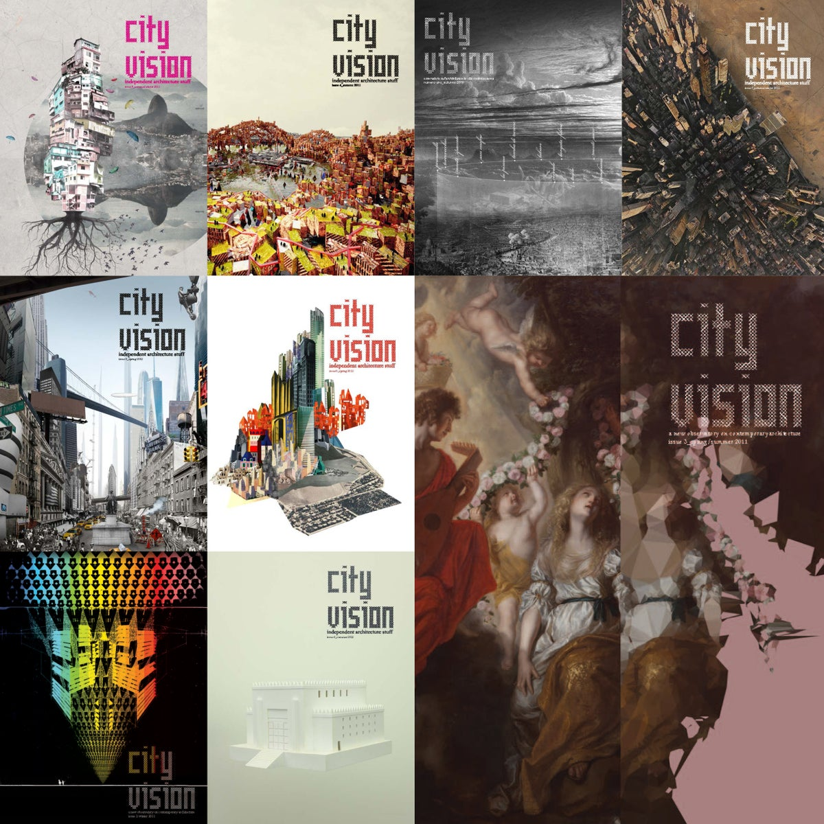 Image of Cityvision / Single issue