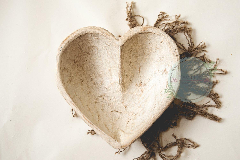 Image of Vintage Heart Bowls