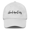 """Give Hope Daily """"dad hat"""" White"""