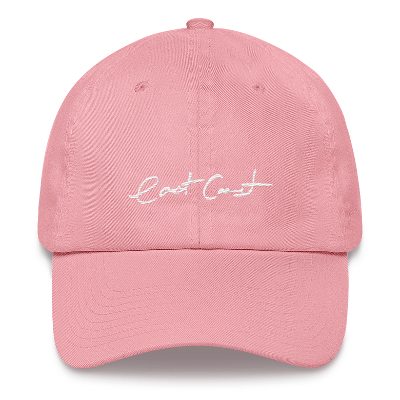 "Image of ""East Coast"" Dad Hat"