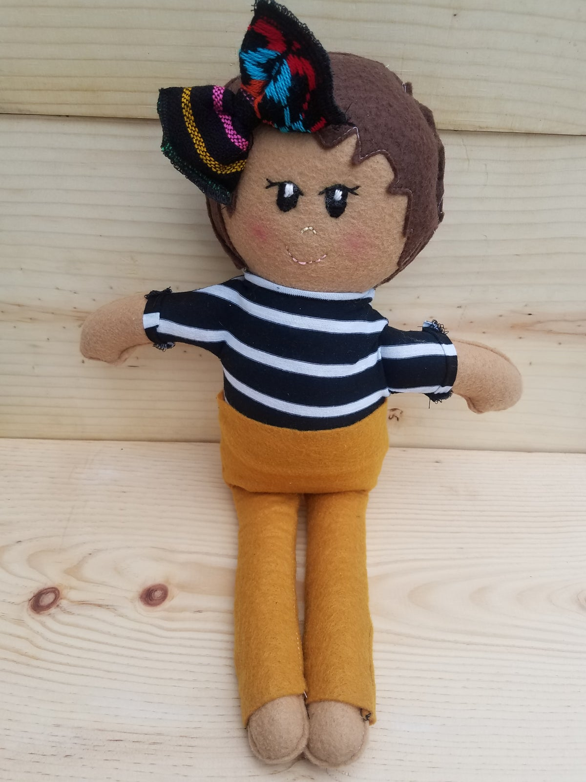Image of Latinx Gender Neutral Doll