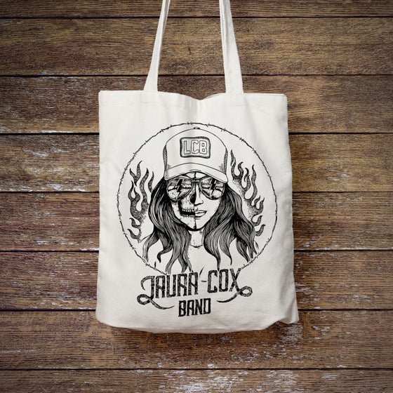 Image of Laura Cox Band Tote Bag