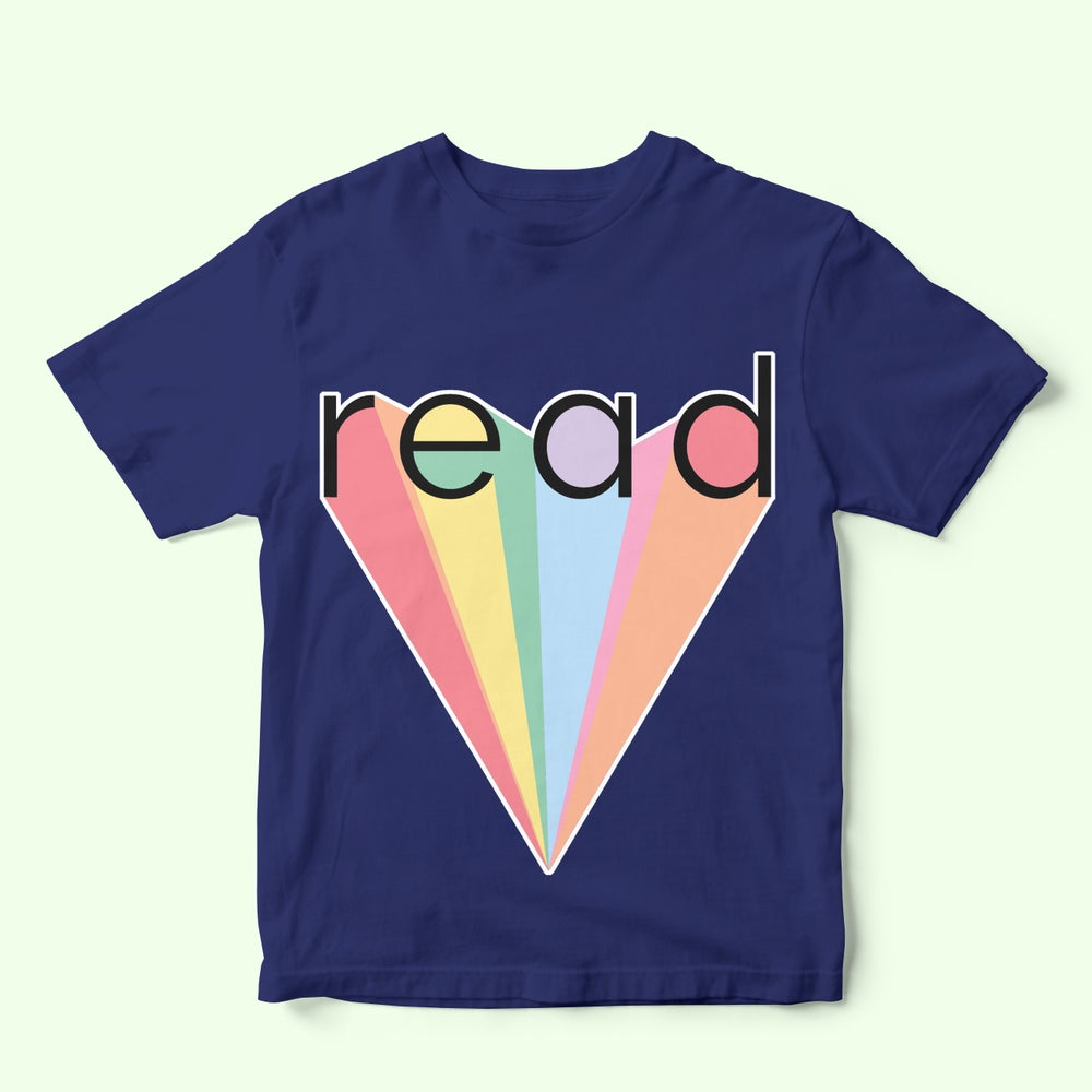 Image of Read T-shirt