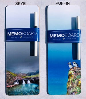 Image of Memo board ALL designs