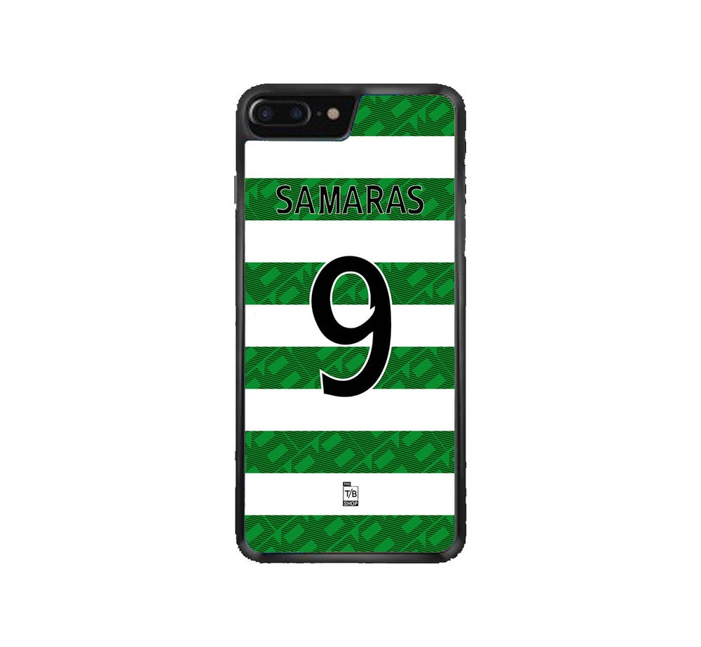 Image of Legendary Georgios Samaras 2010-11 shirt phone case