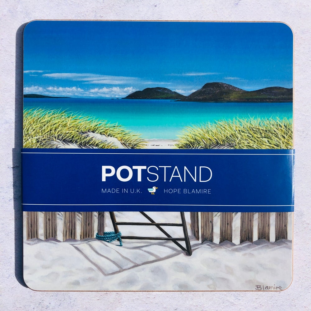 Image of Vatersay potstand