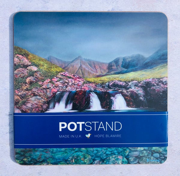 Image of Skye Fairy Pools potstand