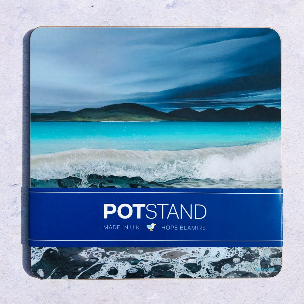Image of Harris wave potstand