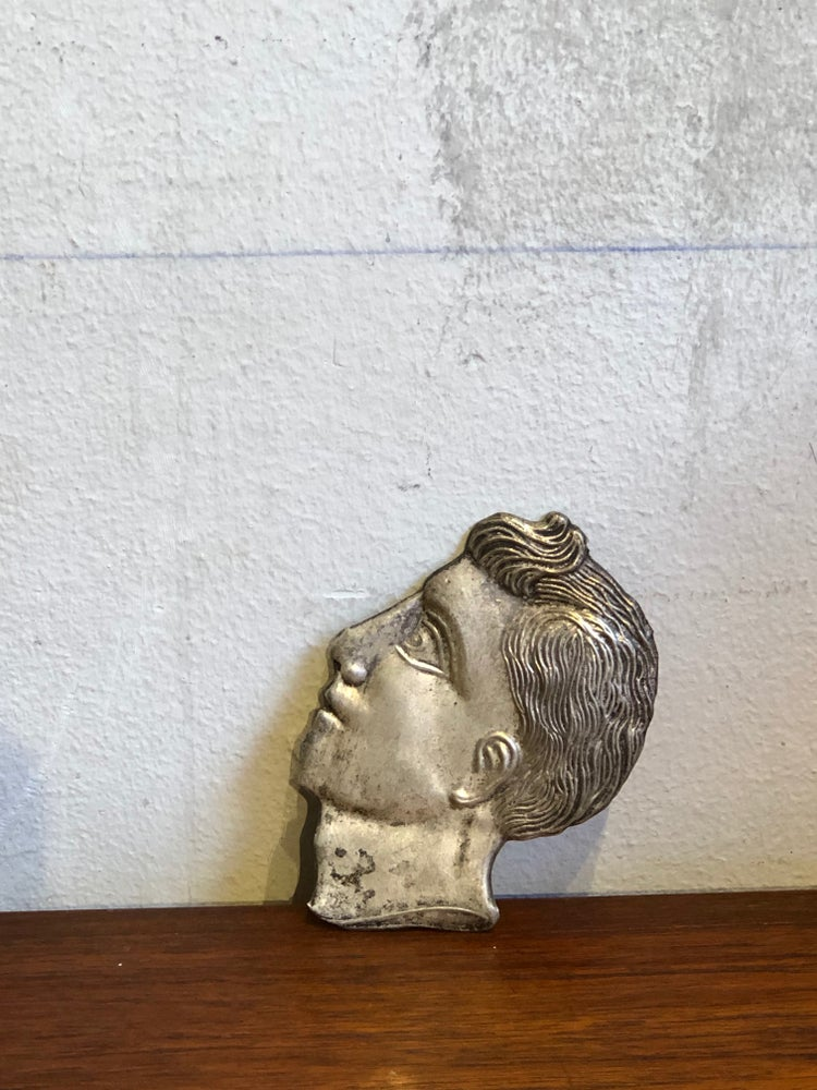 Image of Antique Ex Voto Head