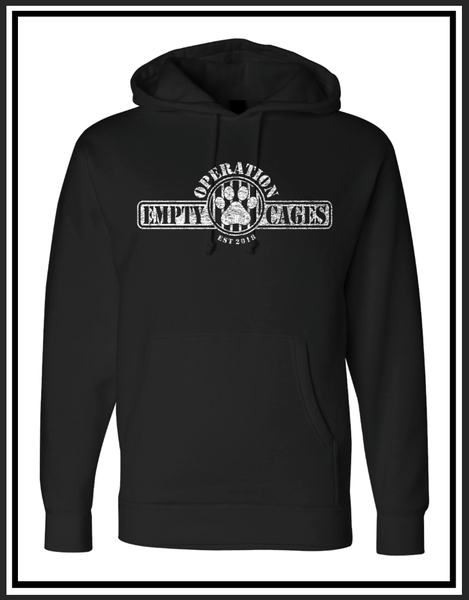 Image of Operation Empty Cages Hoodie