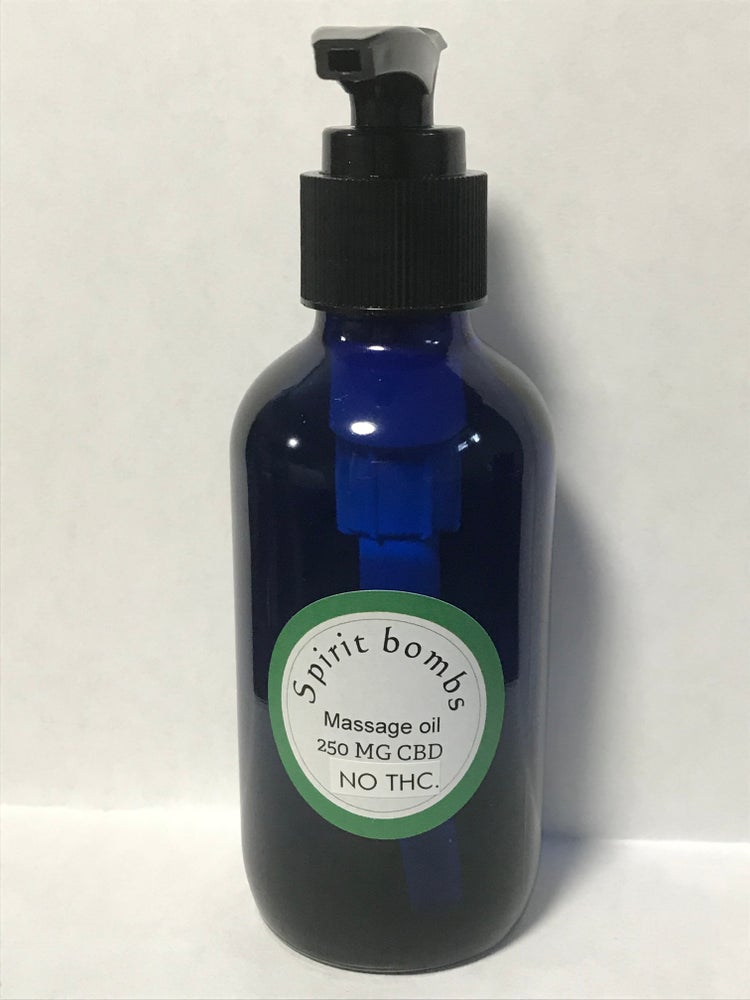 Image of Massage Oil