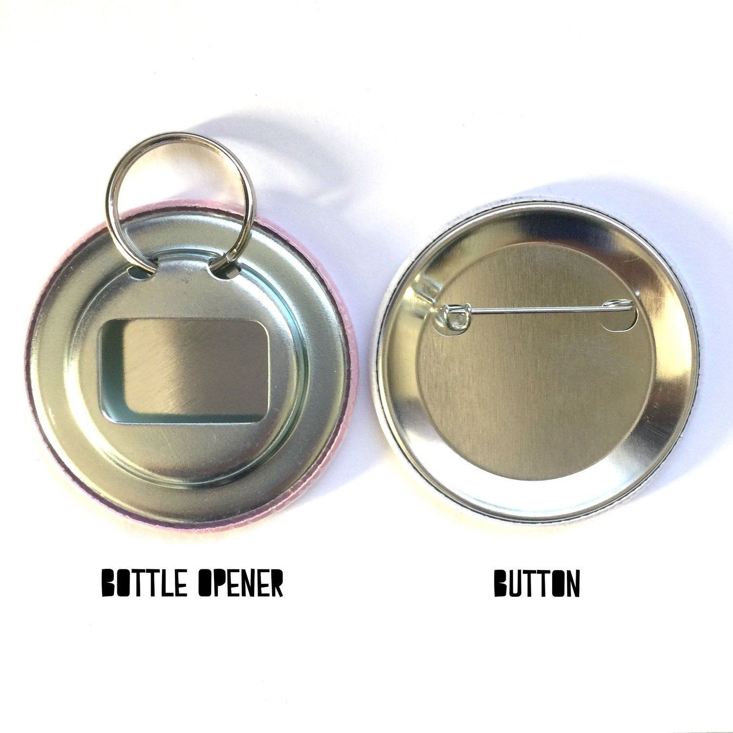 Image of Shitty Vibes Bottle Opener/Button