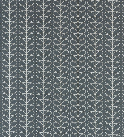 Image of Orla Kiely Linear Stem Cool Grey