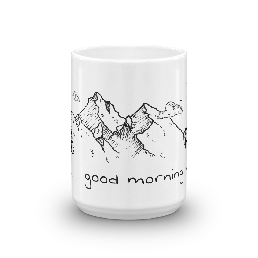 Image of Good Morning World Mug