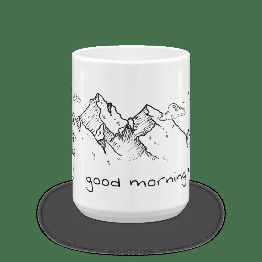 Image of Good Morning World Mug