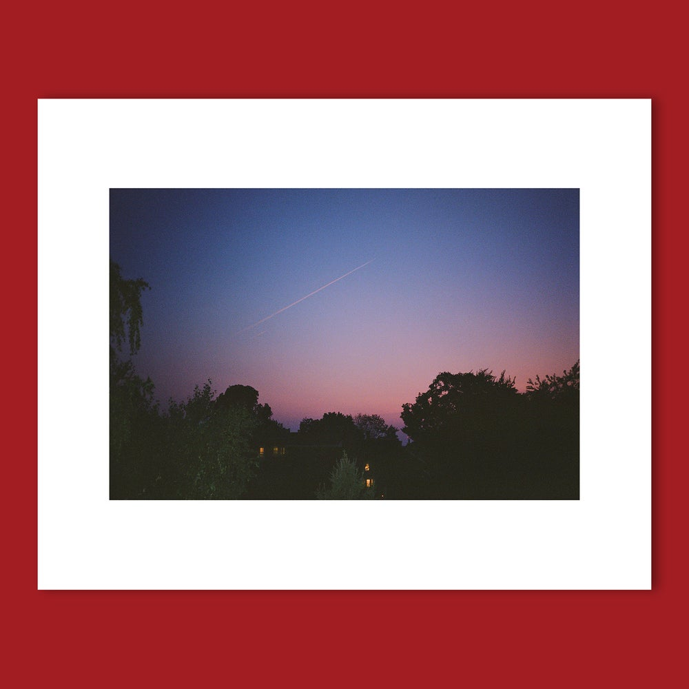 Image of 'SOUTHIE SUNSET' 8X10 PRINT