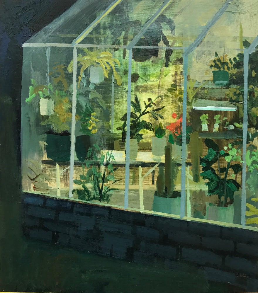 Image of Green House Nocturne